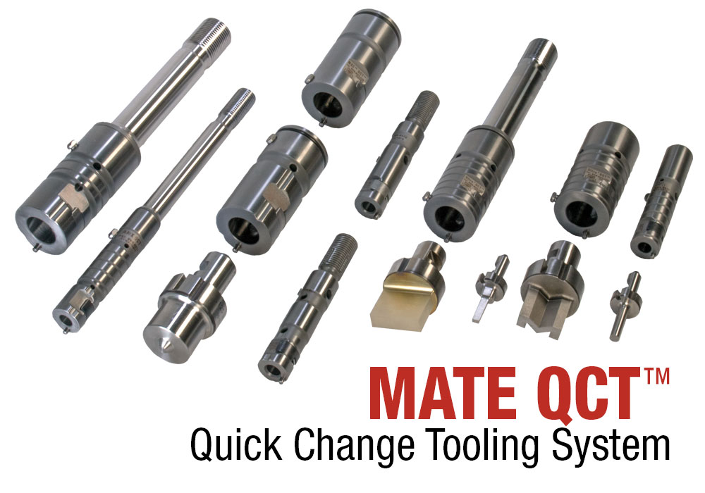 QCT Quick Change Tooling